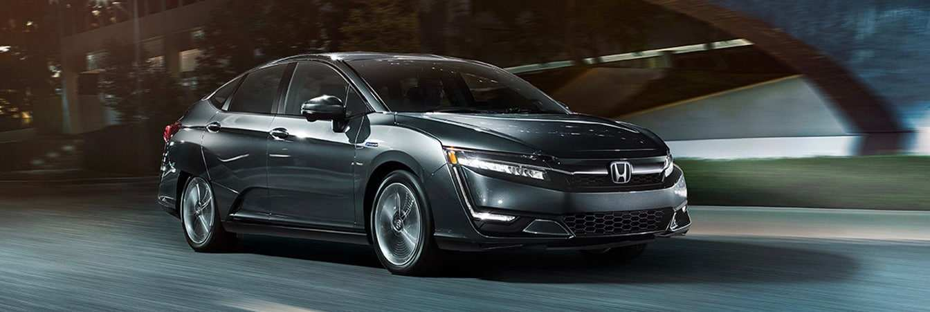 95 New 2020 Honda Clarity Plug In Hybrid Exterior for 2020 Honda Clarity Plug In Hybrid