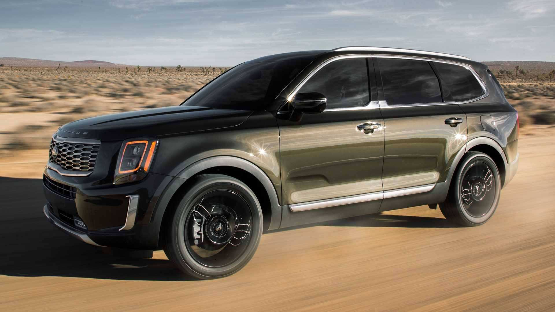 95 New 2020 Kia Telluride Video Concept by 2020 Kia Telluride Video