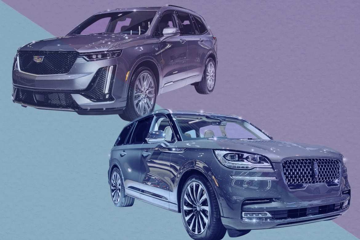 95 New 2020 Lincoln Aviator Vs Cadillac Xt6 New Concept for 2020 Lincoln Aviator Vs Cadillac Xt6