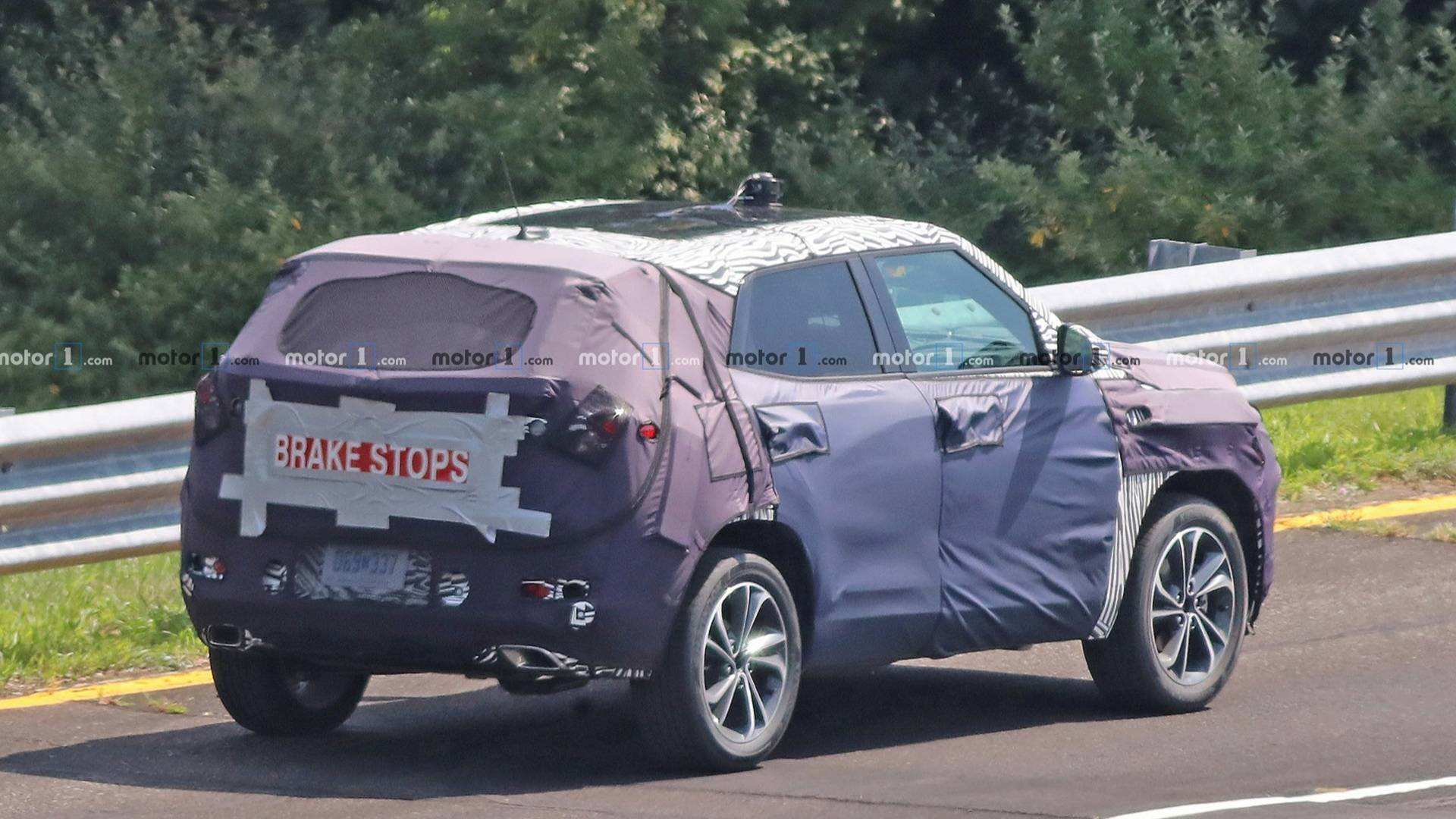 95 New Chevrolet Trax 2020 Configurations with Chevrolet Trax 2020