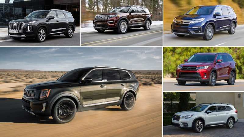 95 The 2020 Kia Telluride Vs Honda Pilot Wallpaper for 2020 Kia Telluride Vs Honda Pilot