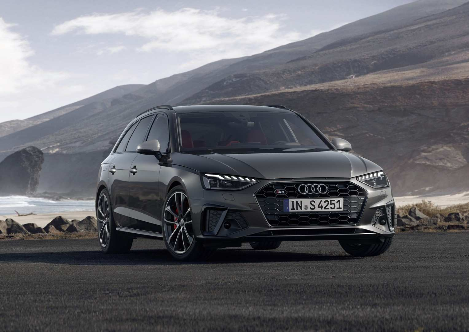 95 The Audi Van 2020 Exterior by Audi Van 2020
