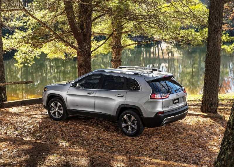 95 The Jeep Cherokee Trailhawk 2020 Price and Review for Jeep Cherokee Trailhawk 2020