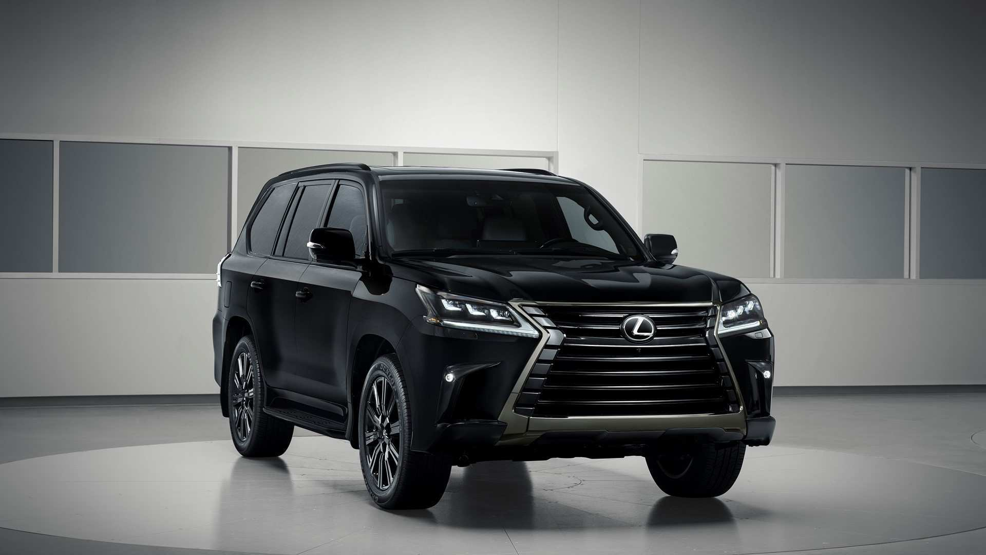 95 The Lexus Lx 570 Black Edition 2020 Performance and New Engine with Lexus Lx 570 Black Edition 2020