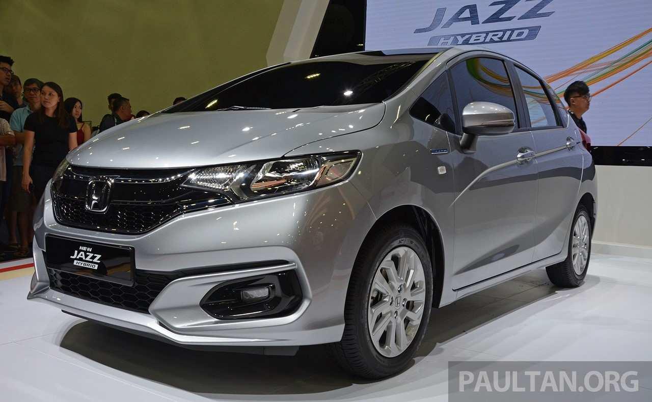 96 All New Honda Jazz 2020 Malaysia Spy Shoot for Honda Jazz 2020 Malaysia