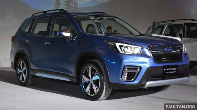 96 All New Subaru Forester Xt 2020 Style with Subaru Forester Xt 2020