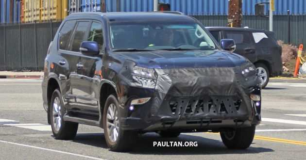 96 All New When Will 2020 Lexus Gx Be Released First Drive for When Will 2020 Lexus Gx Be Released