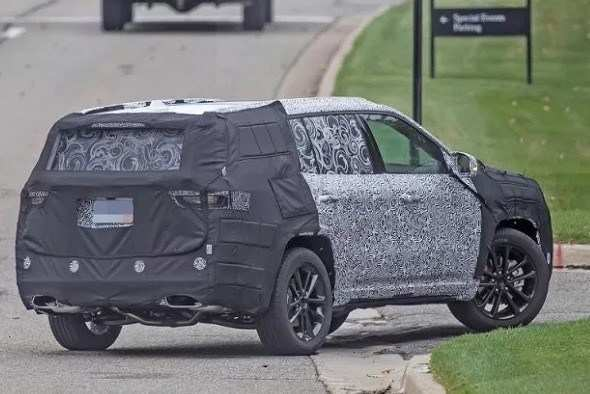 96 All New When Will The 2020 Jeep Grand Cherokee Be Released Price for When Will The 2020 Jeep Grand Cherokee Be Released