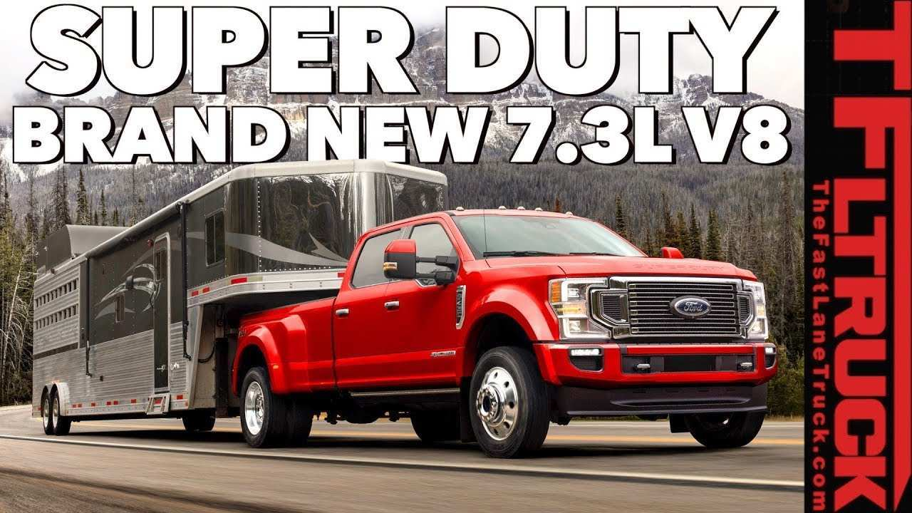 96 Best Review 2020 Ford Super Duty 7 0 V8 Reviews by 2020 Ford Super Duty 7 0 V8