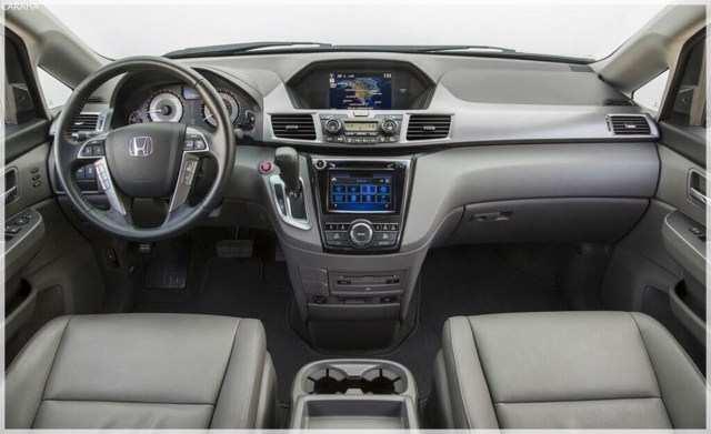 96 Best Review Honda Odyssey 2020 Australia Concept for Honda Odyssey 2020 Australia
