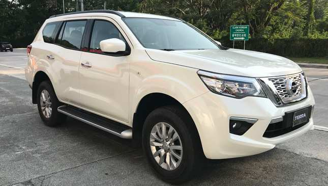 96 Best Review Nissan Terra 2020 Philippines Redesign for Nissan Terra 2020 Philippines