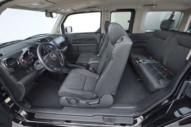 96 Concept of Honda Element 2020 Usa Exterior and Interior for Honda Element 2020 Usa