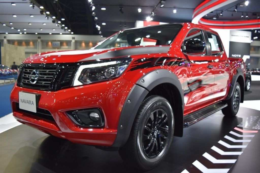 96 Concept of Nissan Frontier 2020 History by Nissan Frontier 2020