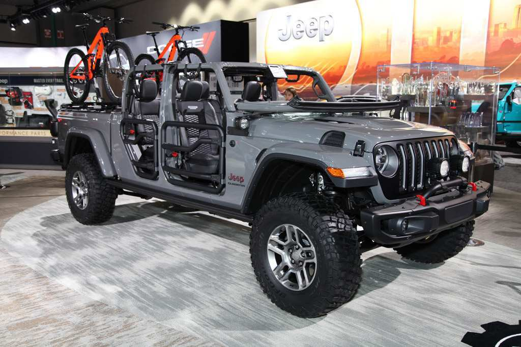 96 Concept of Price Of 2020 Jeep Gladiator Reviews with Price Of 2020 Jeep Gladiator