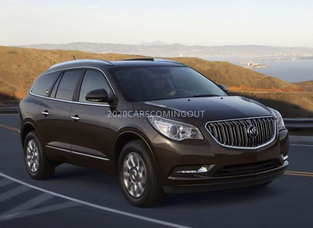 96 Gallery of 2020 Buick Enclave Release Date Overview by 2020 Buick Enclave Release Date