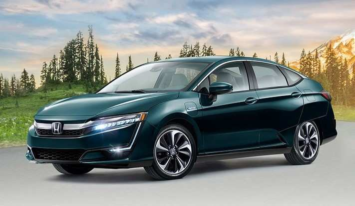 96 Great 2020 Honda Clarity Plug In Hybrid Specs and Review with 2020 Honda Clarity Plug In Hybrid