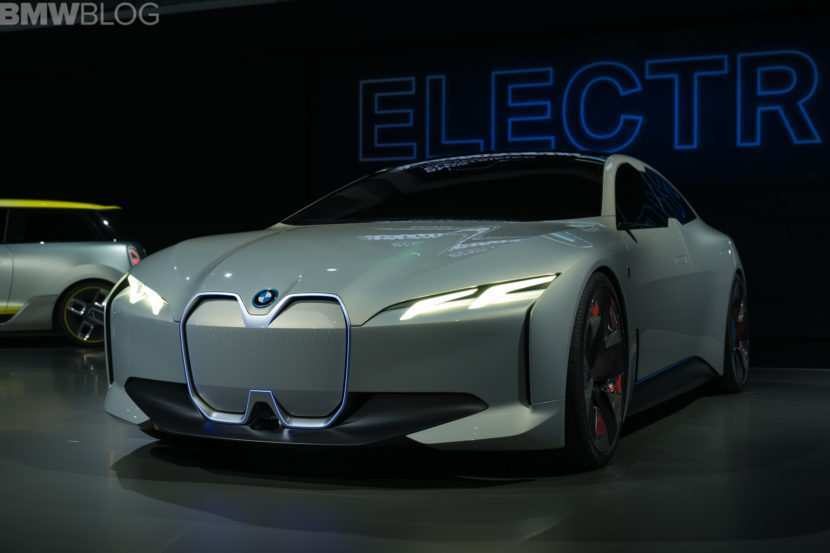 96 Great BMW New Electric Car 2020 Ratings for BMW New Electric Car 2020
