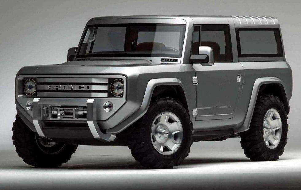 96 Great Ford Bronco 2020 Images Images with Ford Bronco 2020 Images