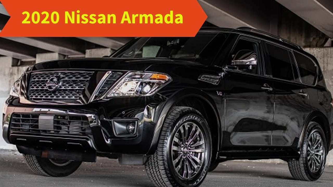 96 Great Nissan Armada 2020 Price Specs for Nissan Armada 2020 Price
