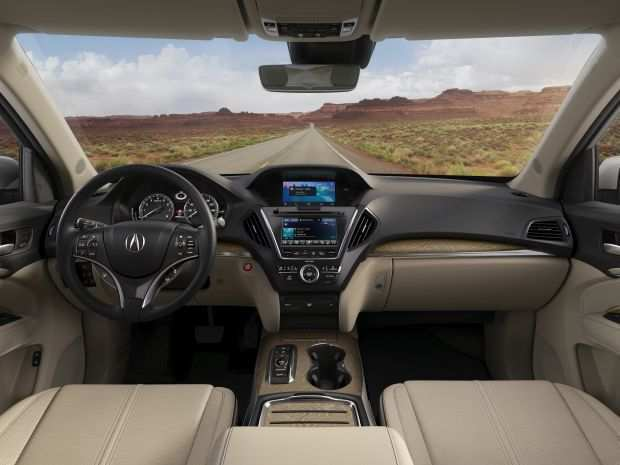 96 New 2020 Acura Mdx Plug In Hybrid Images by 2020 Acura Mdx Plug In Hybrid