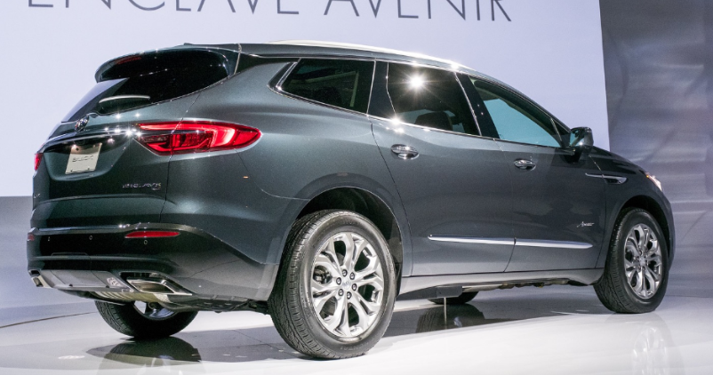 96 New 2020 Buick Enclave Avenir Colors Prices by 2020 Buick Enclave Avenir Colors