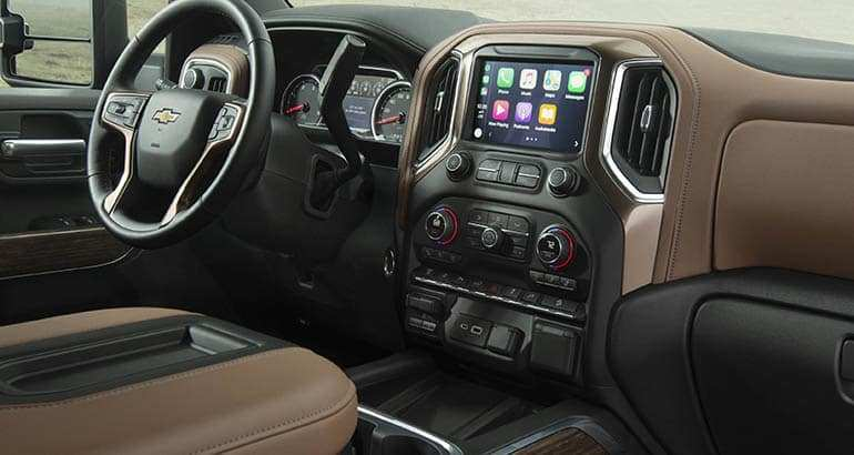 96 New 2020 Gmc 2500 Interior Review for 2020 Gmc 2500 Interior