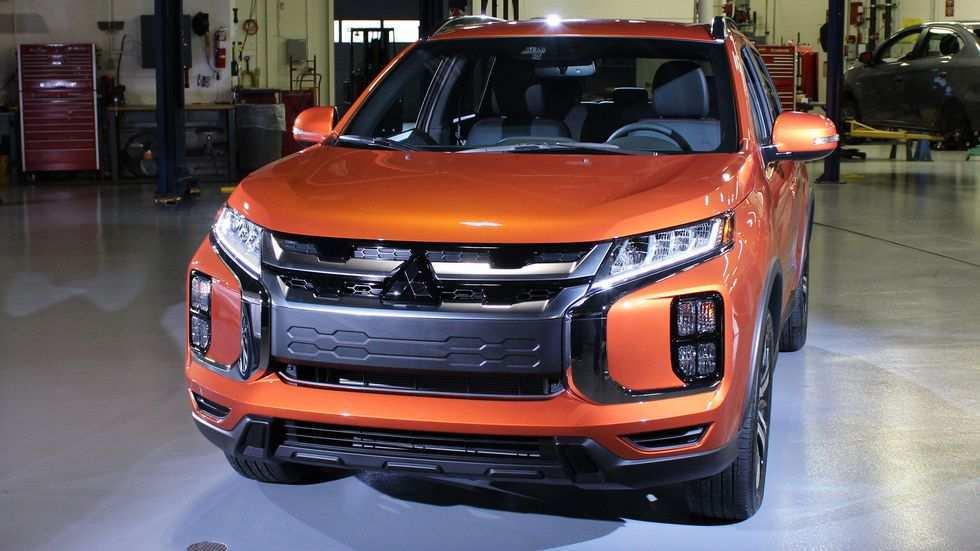 96 New Mitsubishi Suv 2020 Concept with Mitsubishi Suv 2020