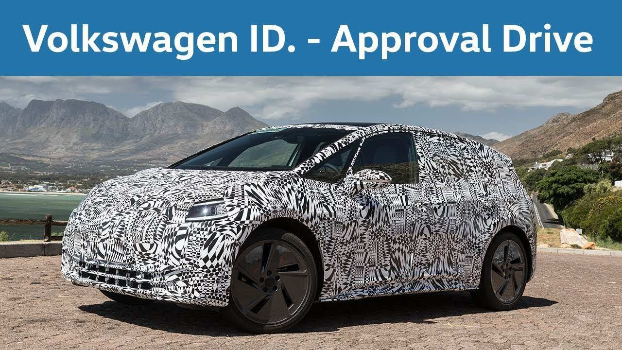 96 New Volkswagen Id Family 2020 Speed Test with Volkswagen Id Family 2020