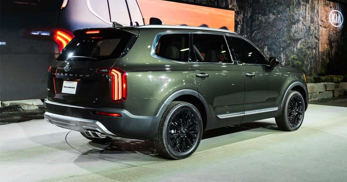 96 The 2020 Kia Telluride Build And Price Redesign and Concept for 2020 Kia Telluride Build And Price