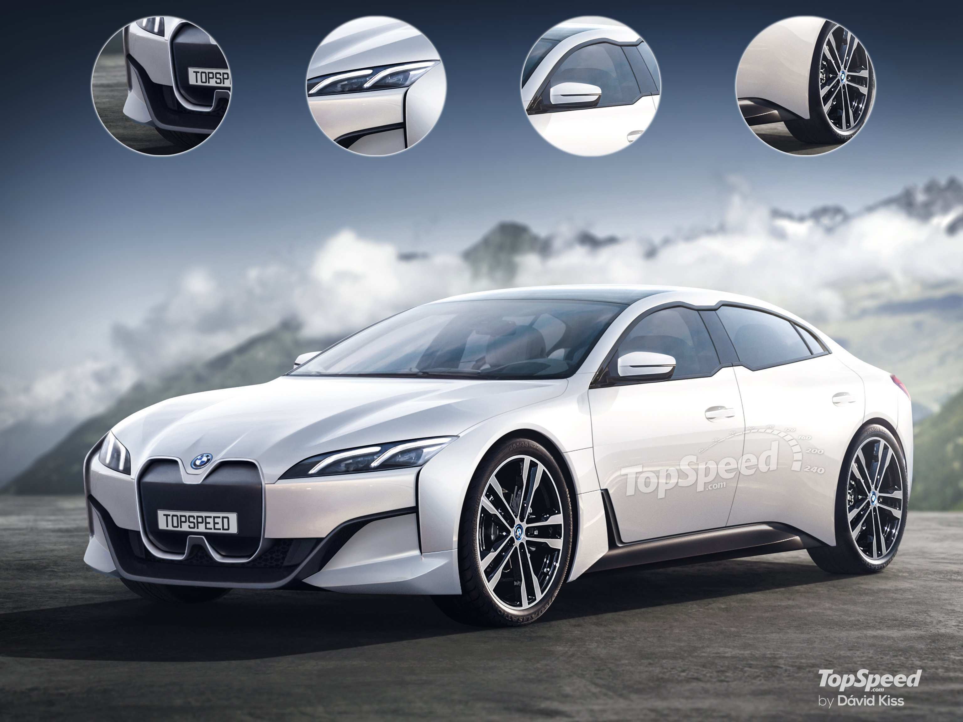 96 The BMW Electric Vehicle 2020 Redesign and Concept by BMW Electric Vehicle 2020