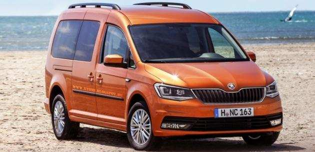 96 The Yeni Volkswagen Caddy 2020 Performance with Yeni Volkswagen Caddy 2020