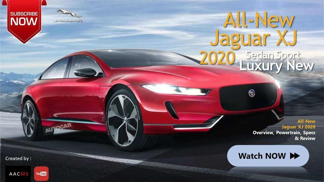 97 All New Jaguar Xj New Model 2020 Release with Jaguar Xj New Model 2020