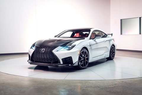 97 Best Review 2020 Lexus Rc F Track Edition Specs Price for 2020 Lexus Rc F Track Edition Specs