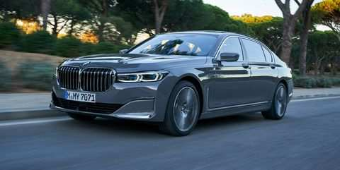 97 Best Review BMW The 7 2020 Concept with BMW The 7 2020