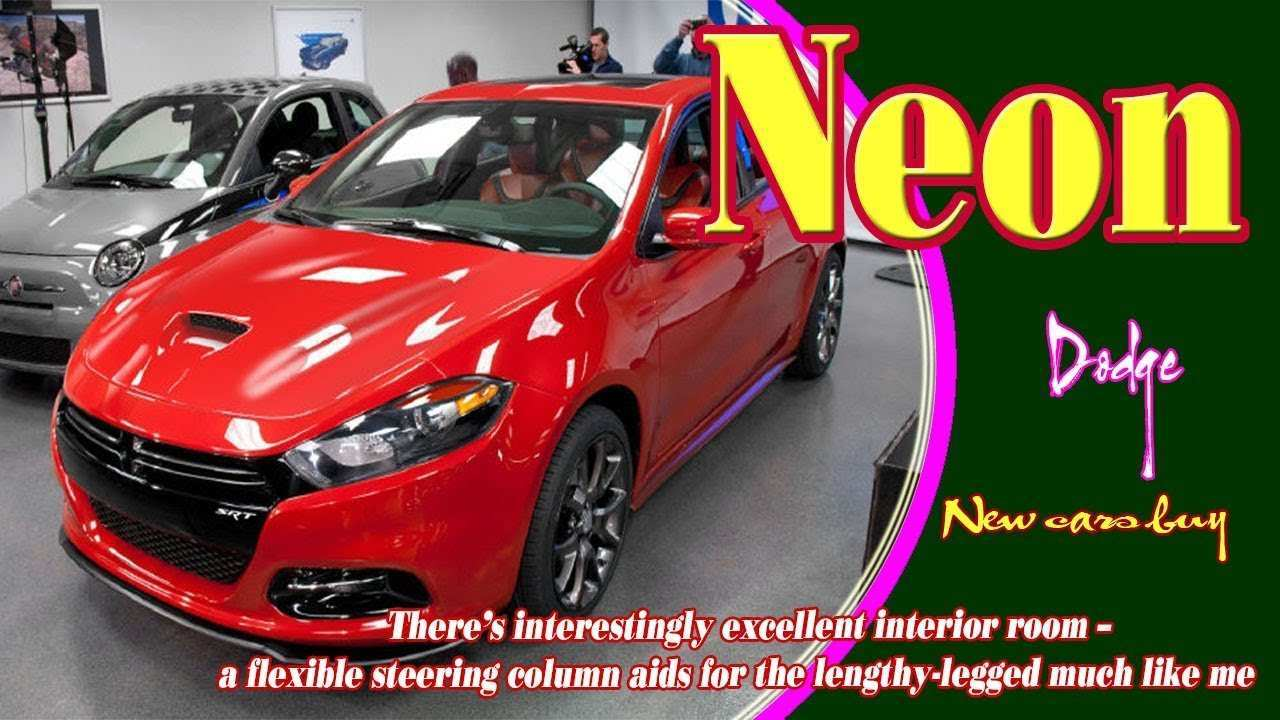 97 Best Review Dodge Neon 2020 Configurations by Dodge Neon 2020