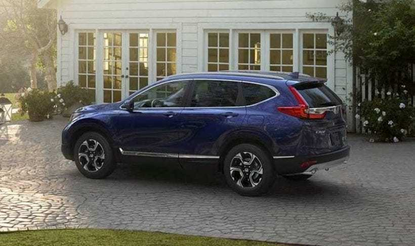 97 Best Review Honda Crv 2020 Redesign Concept with Honda Crv 2020 Redesign