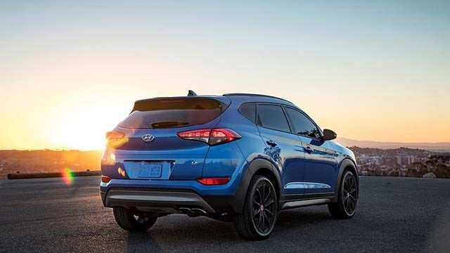 97 Best Review Hyundai Tucson N 2020 Concept for Hyundai Tucson N 2020
