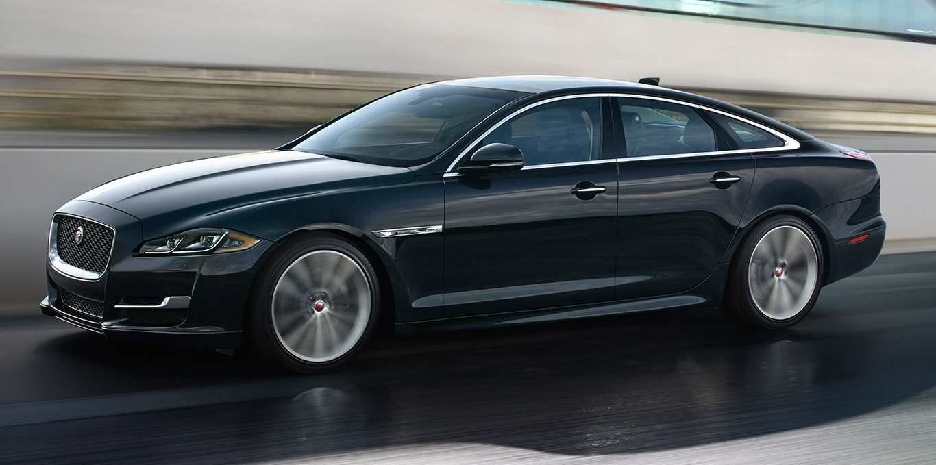 97 Best Review Jaguar New Xj 2020 Redesign and Concept by Jaguar New Xj 2020