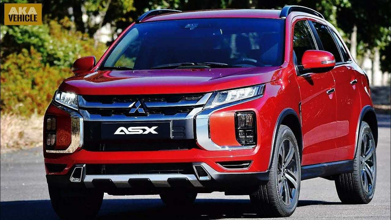 97 Best Review Mitsubishi Asx Facelift 2020 Picture with Mitsubishi Asx Facelift 2020