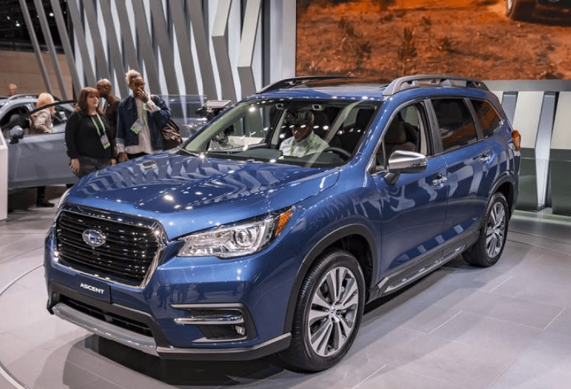 97 Best Review Subaru Rumors 2020 Interior for Subaru Rumors 2020