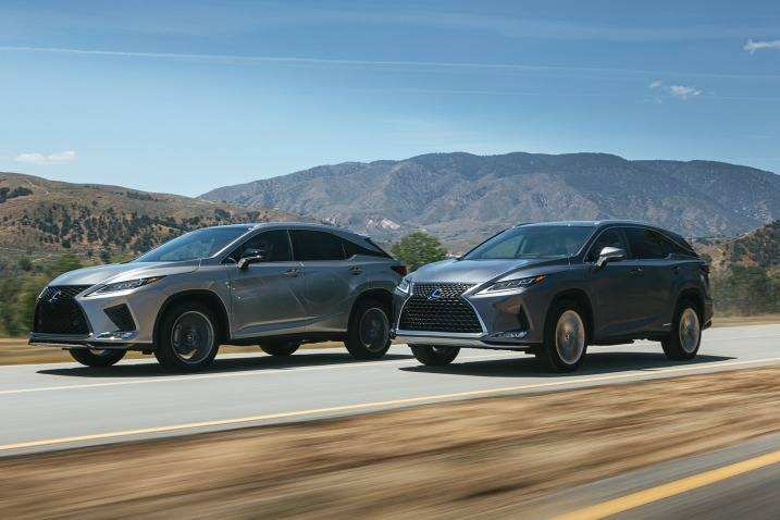 97 Gallery of 2020 Lexus Es Hybrid First Drive by 2020 Lexus Es Hybrid