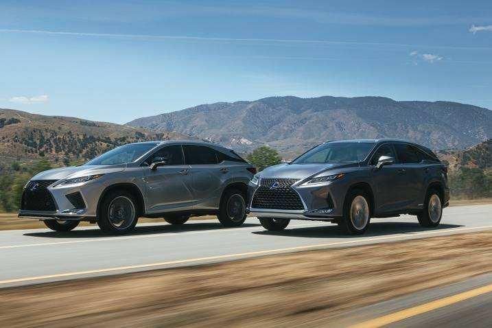 97 Gallery of 2020 Lexus Es Hybrid First Drive by 2020 Lexus Es Hybrid