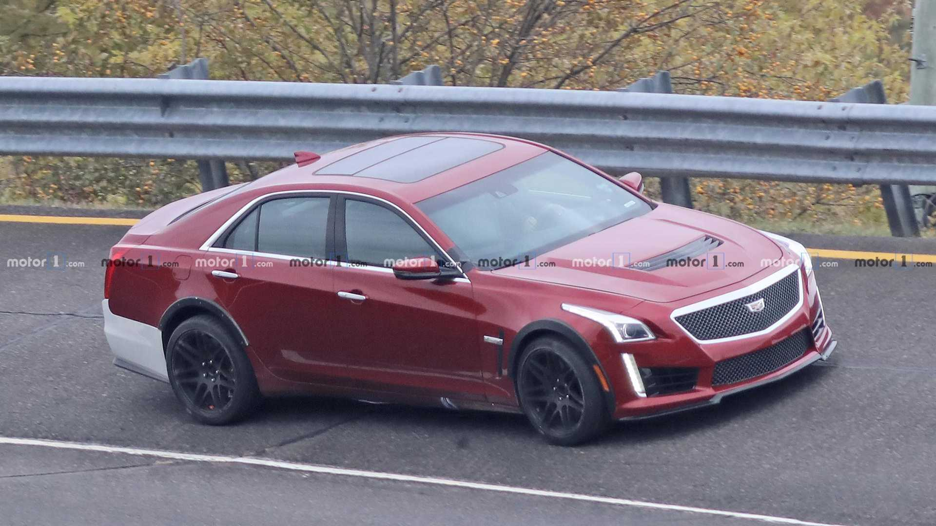 97 Gallery of Cadillac Cts V 2020 Redesign for Cadillac Cts V 2020