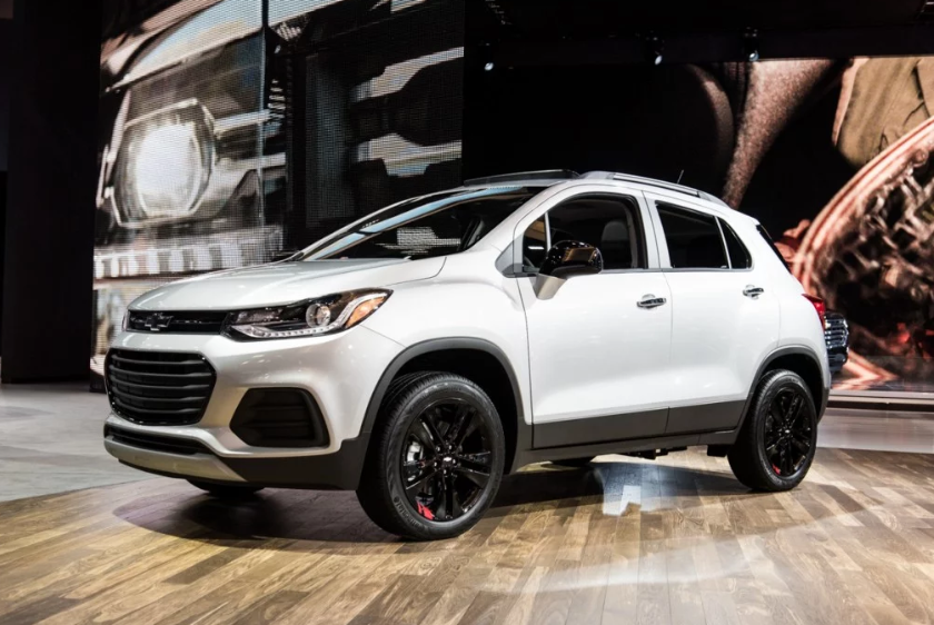 97 Gallery of Chevrolet Trax 2020 Specs for Chevrolet Trax 2020