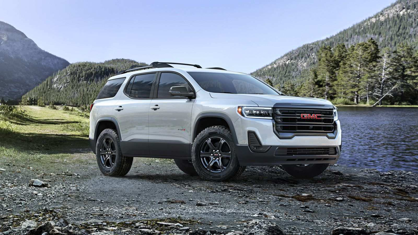 97 Gallery of Gmc Suv 2020 New Review for Gmc Suv 2020