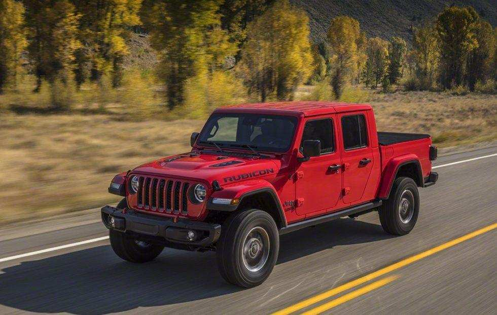97 Gallery of Jeep Gladiator 2020 Concept for Jeep Gladiator 2020
