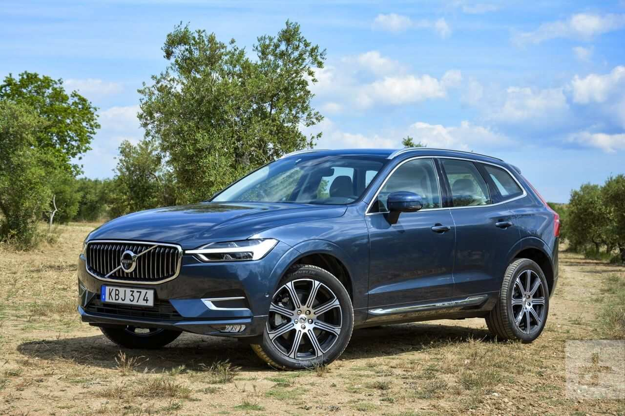 97 Gallery of When Do 2020 Volvo Xc60 Come Out Concept for When Do 2020 Volvo Xc60 Come Out