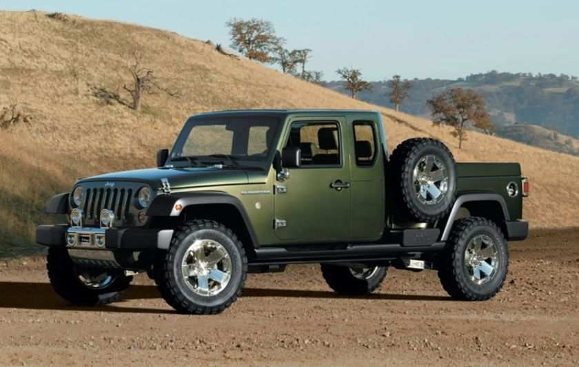 97 Great 2020 Jeep Gladiator Release Date Style by 2020 Jeep Gladiator Release Date