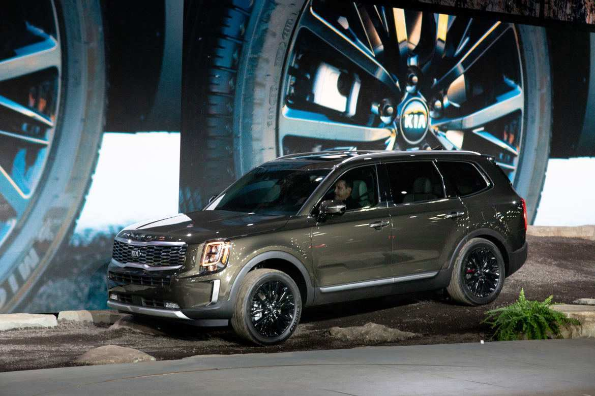 97 Great 2020 Kia Telluride Brochure Speed Test by 2020 Kia Telluride Brochure