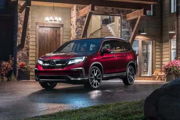 97 Great Honda Pilot 2020 Release Date Concept with Honda Pilot 2020 Release Date